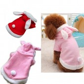 Easter Bunny dog Costume puppy hoodies dog clothes for small dogs cats