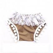 Greatgorgeous Cute Baby Girls Solid Off Shoulder Elastic Fashion Blouse + Bow Headband Set 2pcs