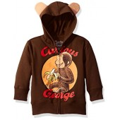 Curious George Toddler Boys' Character Hoodie