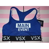 Victoria's Secret VSX Logo The Player Racerback Sports Bra