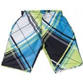 Big Boys Stripes Swim Trunks Swimwear