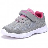 G GEERS Kids Girl's Fashion Sneakers Lightweight Casual Sports Shoes(Toddlers/Little Kids)