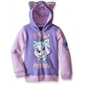 Nickelodeon Toddler Girls' PAW Patrol Everest Hoodie