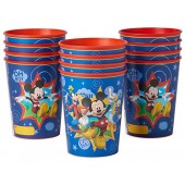 American Greetings Mickey Mouse Clubhouse 16-Ounce Plastic Party Cup, Party Supplies