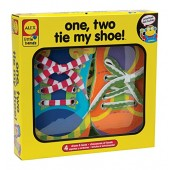 ALEX Toys Little Hands One Two Tie My Shoe