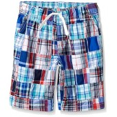 Gymboree Big Boys Multi Patchwork Shorts