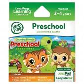 LeapFrog Learning Friends: Preschool Adventures Learning Game (for LeapPad3, LeapPad2, LeapPad1, Leapster Explorer, LeapsterGS Explorer)