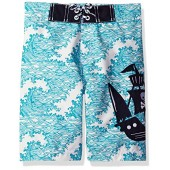 Gymboree Big Boys' Printed Swim Trunks