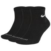 Nike 3 Pack Dri-FIT Plus Quarter Socks - Men's
