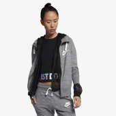 Nike Gym Vintage Full-Zip Hoodie - Women's