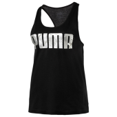 ad099363a78 PUMA Metallic Logo Tank - Women s