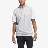 adidas Classic Club 1/4 Zip Golf Vest - Men's