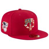 New Era MLB 59Fifty July 4th Cap - Men's