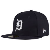 New Era MLB 59Fifty Cooperstown WS Side Patch Cap - Men's