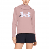 Under Armour Sportstyle Logo Hoodie - Women's