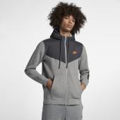 Nike JDI Fleece Full-Zip Hoodie - Men's