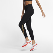 Nike Animal Print Swoosh Leggings - Women's