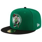 New Era NBA 59Fifty 2-Tone Team Cap - Men's
