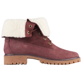 Timberland Jayne WP Teddy Fleece Fold-Down - Women's