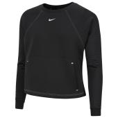 Nike LUX DRY FLEECE CREW - Womens