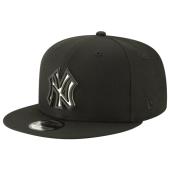 New Era MLB 9Fifty Metal Stack Snapback Cap - Men's