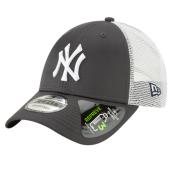 New Era MLB 9Forty Repreve Trucker Graphite Cap - Men's