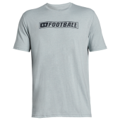 Under Armour Football Mark S/S T-Shirt - Men's
