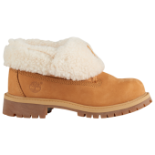 Timberland Roll-Top Fleece Boots - Boys' Preschool