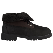 Timberland Roll-Top Fleece Boots - Boys' Grade School