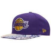 New Era NBA 9Fifty Visor Craze Snapback Cap - Men's