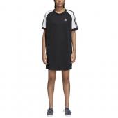 adidas Originals Adicolor 3-Stripe Raglan Dress - Women's