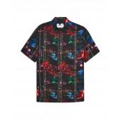 TOPMAN - Patterned shirt