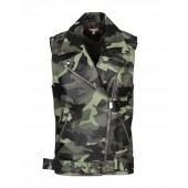 MICHAEL KORS COLLECTION - Biker jacket