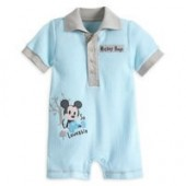Mickey Mouse Bodysuit Romper for Baby