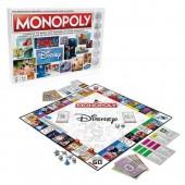 Disney Animation Monopoly Game