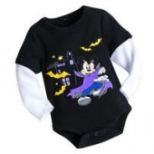 Mickey Mouse Halloween Bodysuit for Baby