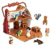 Disney Animators Collection Snow White Micro Playset