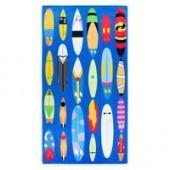 Disney Surfboard Beach Towel