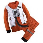 Poe Dameron Costume PJ Set for Kids - Star Wars: The Last Jedi