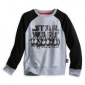 Porgs Long-Sleeve Raglan Sweatshirt for Kids - Star Wars: The Last Jedi