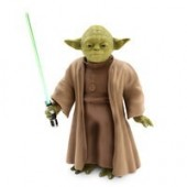 Yoda Talking Figure - 9 - Star Wars