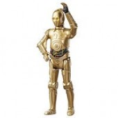 C-3PO Force Link Action Figure by Hasbro - Star Wars: The Last Jedi - 3 3/4