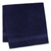 Mickey Mouse Icon Bath Towel - Navy
