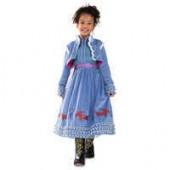Anna Deluxe Costume for Kids - Olafs Frozen Adventure