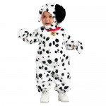 101 Dalmatians Plush Costume for Baby - Personalizable