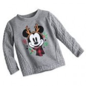 Mickey Mouse Holiday Sweater for Kids