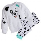 Patch PJ Set For Girls - 101 Dalmatians