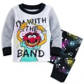 Animal PJ PALS Set - The Muppets - Baby