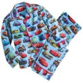 Cars 3 Flannel PJ Set for Boys