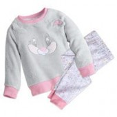 Thumper Fleece PJ Set for Girls